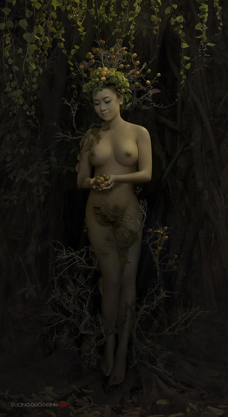 body painting 2