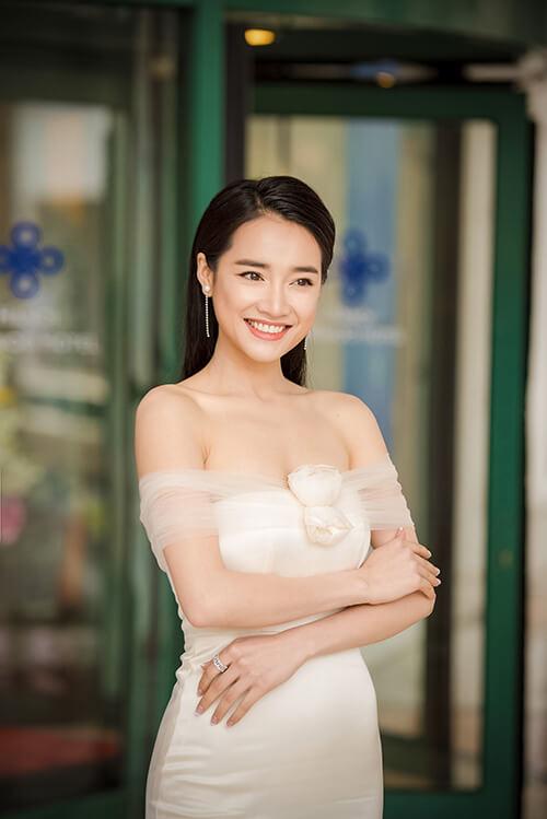 Cô nàng diễn viên Nhã Phương