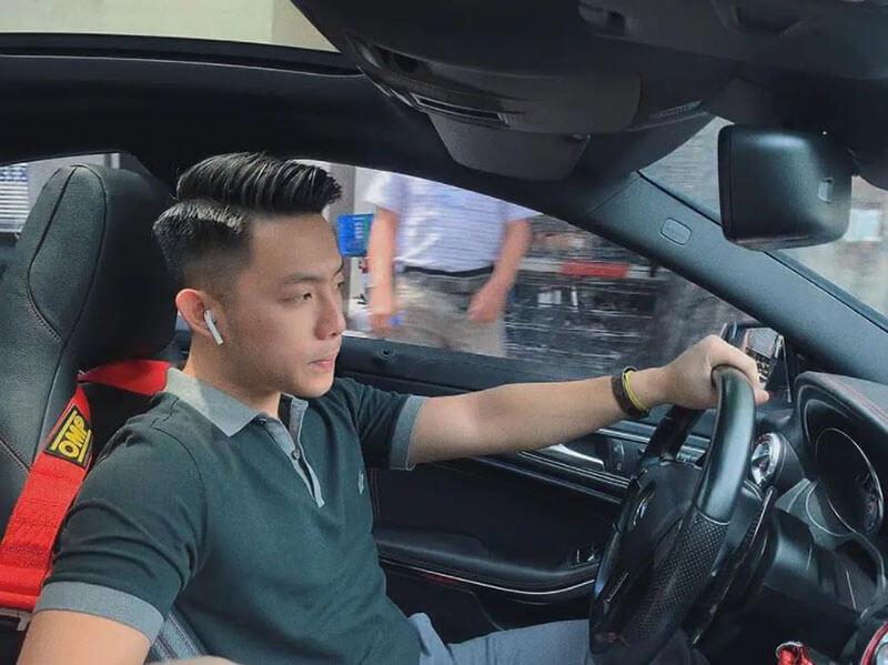 CEO Tống Đông Khuê