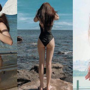 Hot Girl Linh Ka Sexy Sở Hữu Khuôn Mặt Học Sinh Ngực Phụ Huynh