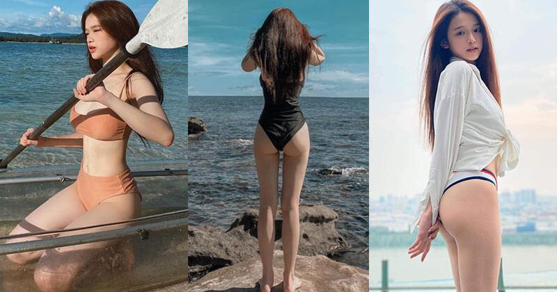 Linh Ka Sexy Bikini