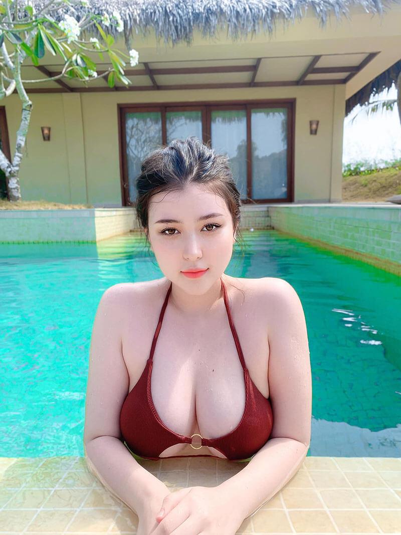 wilson nhat anh bikini